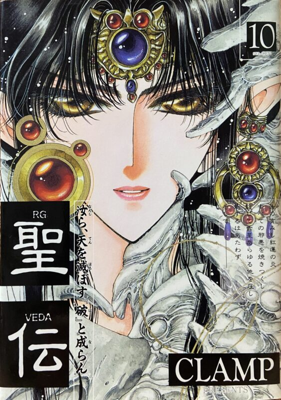 聖伝-RG VEDA-(10)